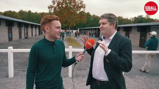 Download Lot 318 - The €3.2 million horse   Eoin Sheahan & John Duggan visited Goffs Orby Sale Video