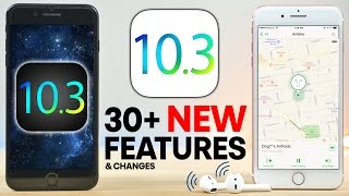 Download iOS 10.3 Beta 1 - 30+ New Features Review! Video