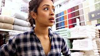 Download I WAS CAUGHT IN BED... BATH AND BEYOND WITH LIZA! Video