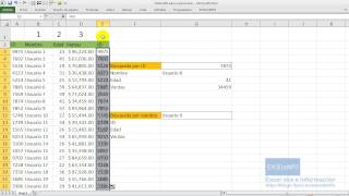Download Explicando BUSCARV paso a paso en Excel Video