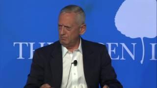 Download Gen. James Mattis: Assad Would Have Fallen Without Massive Iranian Intervention (2013) Video