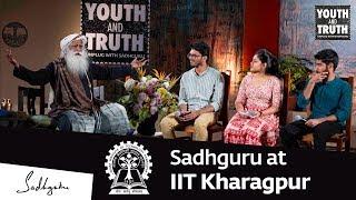 Download Sadhguru at IIT Kharagpur – Youth and Truth [Full Talk] Video