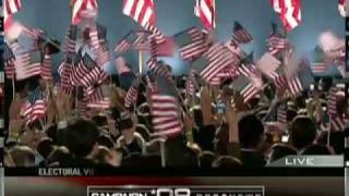 Download Breaking: Obama Wins Election Video