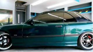 Download All Star Applies - Car Wrapping Bmw E36 Cabrio - Professional Car Wrap Company Video