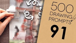 Download MY ART CAN MOVE?! - 500 Prompts #91 Video