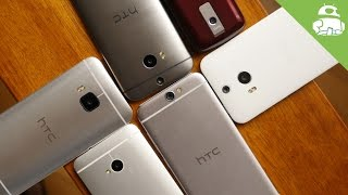 Download A history of HTC's Android designs Video