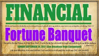 Download Financial Fortune Banquet September 24, 2017 [3rd Service full ] Video