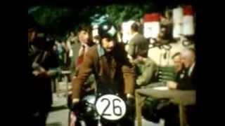 Download MV Agusta, Moto Guzzi & TT Races 1956 Video