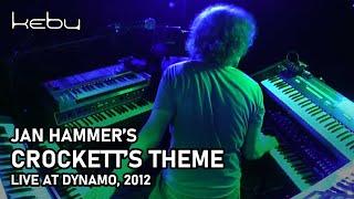Download Jan Hammer - Crockett's Theme (live by Kebu @ Dynamo) Video