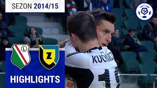 Download Legia Warszawa - Zawisza Bydgoszcz 2:0 [skrót] sezon 2014/15 kolejka 28 Video