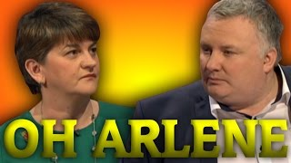 Download Nolan Live: Arlene Foster Tip Toes Around Gay Marriage! Video