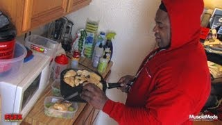 Download ″Kai Greene: A Day in the Life″ Part 1/3 Video