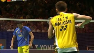 Download Lee C.W. v L. Dan |MS-F| Yonex All England Open Badminton Champ. 2012 Video