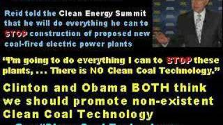 Download Obama Clinton Energy Policy Video