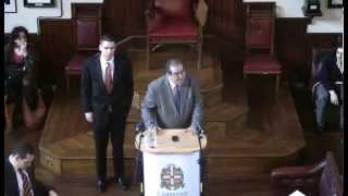 Download Justice Antonin Scalia | The Cambridge Union Video