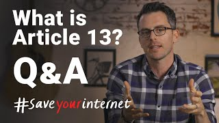 Download Article 13 - Burning Questions #SaveYourInternet Video