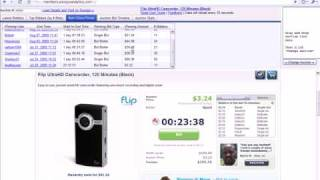 Download Swoopo Auction Data | Swoopo Analytics Video