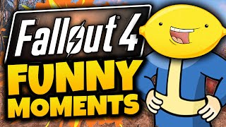 Download Fallout 4: Funny Moments! - ″EXPLORING THE WASTELAND!″ - (FO4 Funny Moments) Video