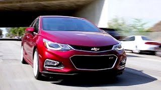 Download 2017 Chevrolet Cruze - Review and Road Test Video