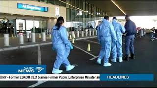 Download Cape Town airport shooting believed to be gang-related Video