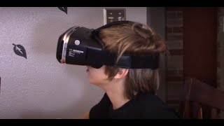 Download How to setup and use Virtual reality VR headset with Android phones review Video