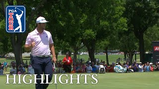 Download Jon Rahm's Round 3 highlights from Fort Worth Video