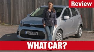 Download 2018 Kia Picanto Review | Can it beat a Hyundai i10? | What Car? Video