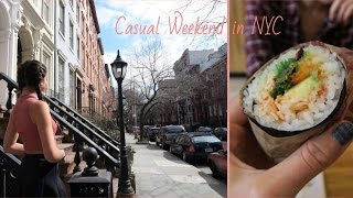 Download A casual WKND in my life - New York| au pair vlog #40 Video