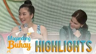 Download Magandang Buhay: Jinri is happy to be part of Elisse's family Video