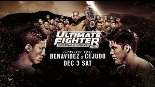 Download The Ultimate Fighter 24 Finale - Live DEC 3 SAT Video
