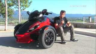 Download essai Can-Am spyder RS-S Video