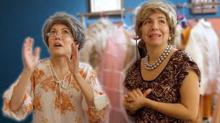 Download RITA MORENO catches the mitú ABUELAS In Her Dressing Room | One Day At A Time | mitú Video