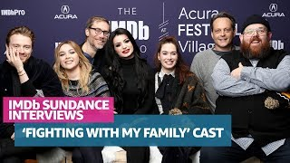 Download 'Fighting With My Family' Cast and Director Talk About Sundance Film Video