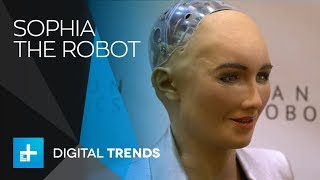 Download Robot Sophia & Dr. Hanson Interview at CES 2018 Video