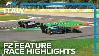 Download Formula 2 Feature Race Highlights | 2019 Italian Grand Prix Video