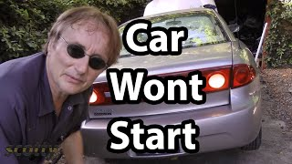 Download How to Fix a Car that Won't Start When You Turn the Key Video
