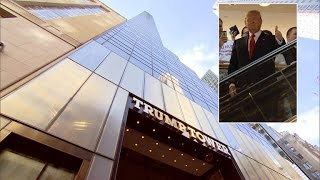 Download Mysteries Of Trump Tower Are Revealed: A Look Inside The Famous Skyscraper Video