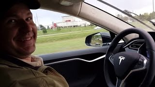 Download Man Died Watching 'Harry Potter' When Self-Driving Tesla Crashed: Witness Video