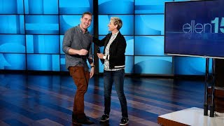 Download Ellen Helps a Single Audience Member Find a Mate to Mate Video