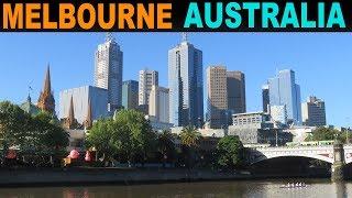 Download A Tourist's Guide to Melbourne, Australia Video