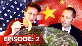 Download Spicy Hot Pot - Quest For the Best Chinese in the USA : Episode 2 Video