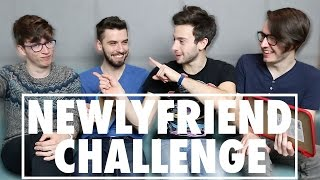 Download NEWLYFRIEND CHALLENGE (feat. V-Squared) Video