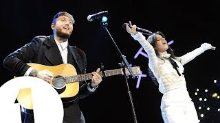 Download Camila Cabello and James Arthur - Say You Won't Let Go (Radio 1's Teen Awards 2017) Video