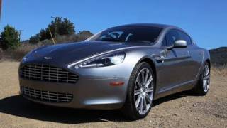 Download What won't fit in an Aston Martin Rapide? Video