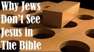 Download WHY JEWS DON'T SEE JESUS IN THE BIBLE (Reply2 one for Israel jewish voice messianic jews for jesus Video
