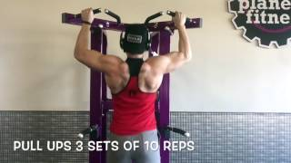Download How to get by lifting at Planet Fitness- Back and Biceps Video