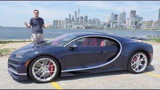 Download Вот почему Bugatti Chiron стоит $3 миллиона Video