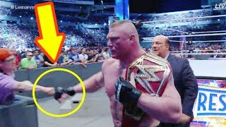 Download 10 WORST Mistakes Wrestlers Made On Live TV Video