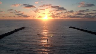 Download Above the Bay   4K Aerial Drone Above San Diego's Mission Bay   Nature Relaxation ft Travis Revell Video