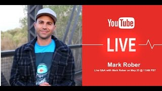 Download YT Live: How to Create Great Content with Mark Rober Video